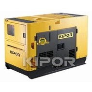 Kipor KDE13SS3 - 685 kg - 10 kVA - 51 dB - Diesel Aggregaat