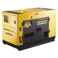 Kipor KDE20SS3 - 710 kg - 18,5 kVA - 51 dB - Diesel Aggregaat