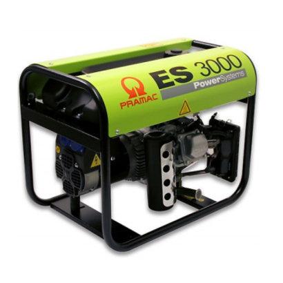 Pramac ES3000 Benzin-Stromerzeuger ES3000 Benzin-Generator mit AVR - Copy