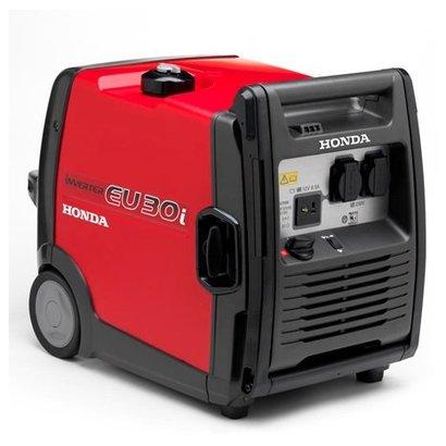 Honda EU30i | Geluidsarme benzine Aggregaat