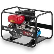 Honda EC3600 - 58 kg - 3600W - 85 dB - Groupe Électrogène