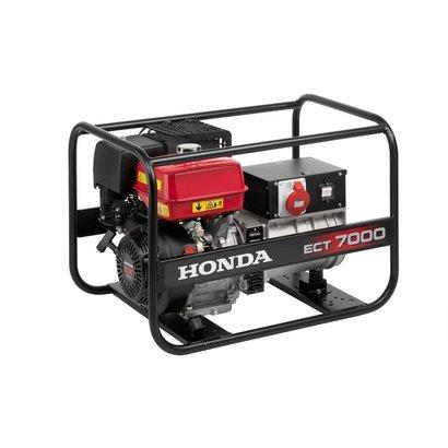 Honda ECT7000, The single/three phase inductive type generator