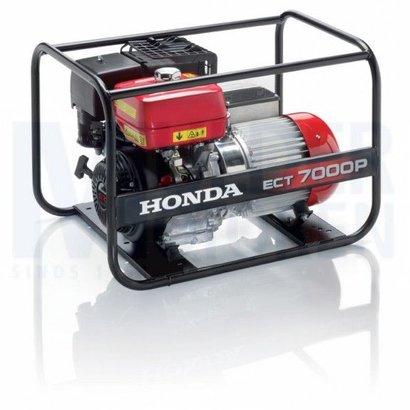 Honda ECT7000P Aggregaat met AVR technologie