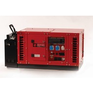 Europower EPS6000E - 150 kg - 6 kVA - 62 dB - Stromerzeuger