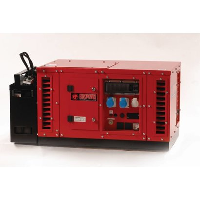 Europower EPS6000E | 6 kVA generator with air-cooled Honda engine