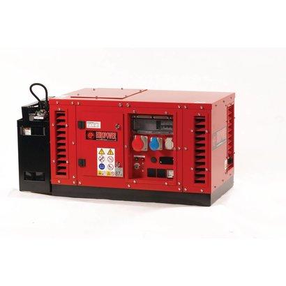 Europower EPS6500TE | Ideale aggregaat voor zwaardere toepassingen