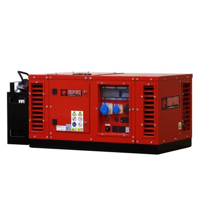Europower EPS12000E | Ideal generator for an air compressor