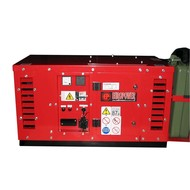 Europower EPS2500DE - 125 kg - 2,5 kVA - 62 dB - Aggregaat