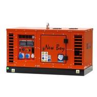 Kubota EPS73DE - 295 kg - 7 kVA - 62 dB - Aggregaat