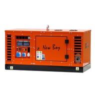 Kubota EPS103DE - 345 kg - 10 kVA - 65 dB - Generator