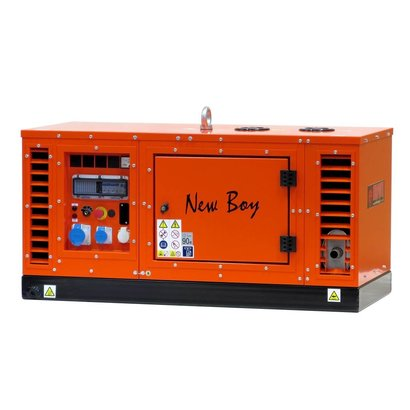 Kubota EPS103DE | Super-schallgedämmte 10 kVA Stromerzeuger mit Kubota Dieselmotor