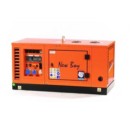 Kubota EPS123DE | Super-geluidsgedempte 12 kVA Stroomaggregaat