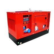 Kubota EPS163DE - 455 kg - 14,5 kVA - 68 dB - Groupe électrogène