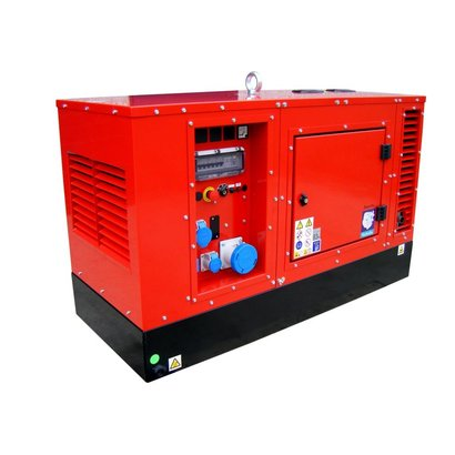 Kubota EPS193DE | Super-silenced 17,8 kVA generating set with Kubota engine
