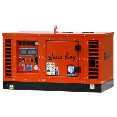 Kubota EPS83TDE | Super-schallgedämmte 8 kVA Stromerzeuger mit Kubota Dieselmotor