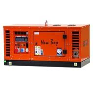 Kubota EPS113TDE - 345 kg - 11 kVA - 65 dB - Aggregaat