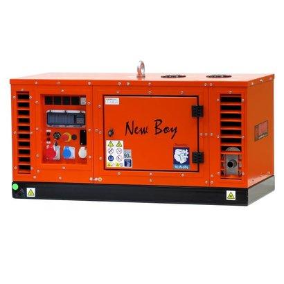 Kubota EPS113DE   11 kVA Kubota generating set with water-cooled engine