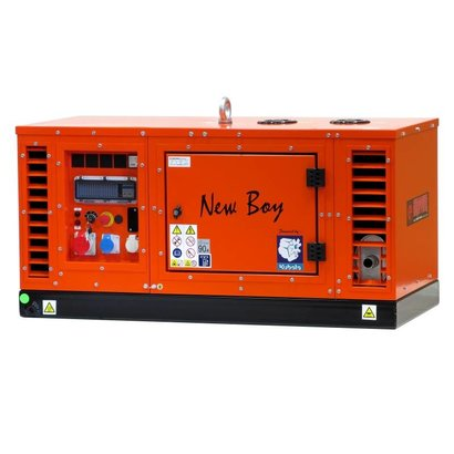 Kubota EPS113DE   Groupe électrogène super-insonorisé avec moteur diesel