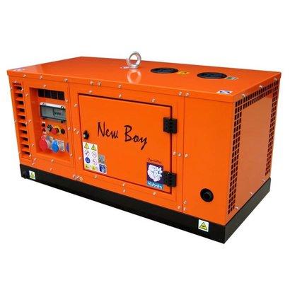 Kubota EPS133DE | Démarrage électrique, batterie sans entretien inclus