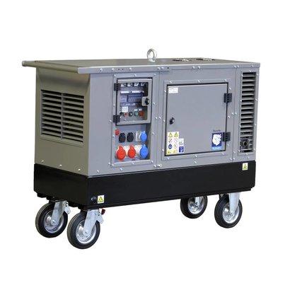 Kubota Kubota 4-wheel kit for generating sets (EPS) up to 11kVA