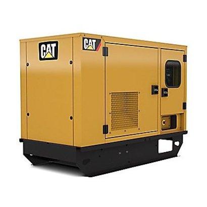 Caterpillar C1.1-9.5 Compact - 9,5 kVA - Diesel Aggregaat - Zuinig in gebruik - 24/7