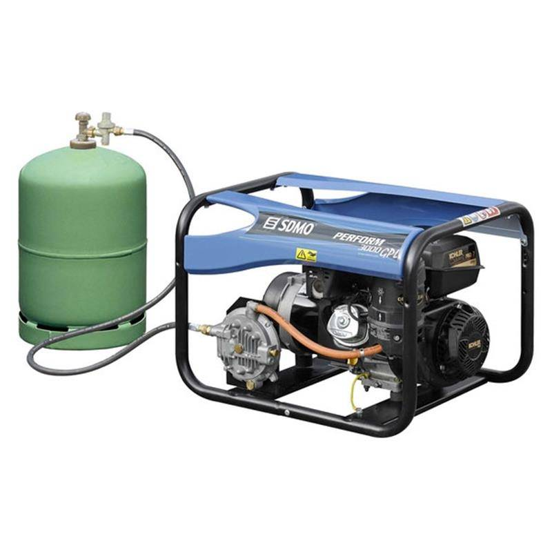 LPG / Butan / Propan Gas