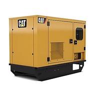 Caterpillar C2.2-18 Compact - 706 kg - 18 kVA - 59 dB - Groupe Électrogène