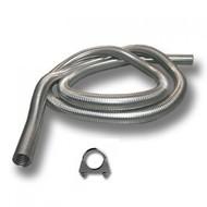 Loncin LC3500i aggregaat - flexibele uitlaatverlenging 1 mtr