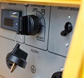 Groupes électrogènes industriels 1500/3000 rpm