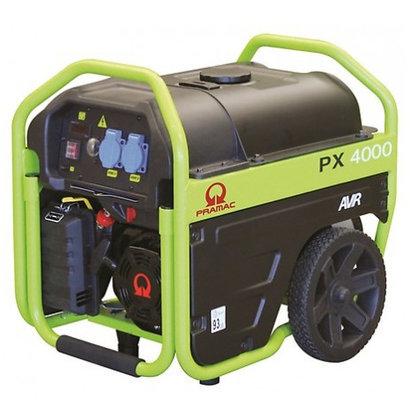 Beste Pramac PX4000 Benzine aggregaat 230V AVR - Mitropower.com AI-85