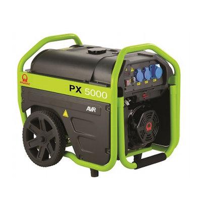 Pramac PX5000 Aggregaat voor o.a. de bouw. op de boot of gereedschap