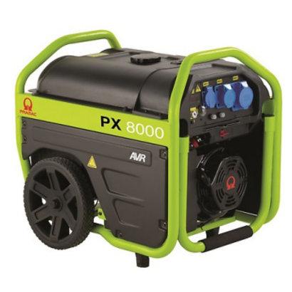 Pramac PX8000 230V Benzine Aggregaat met AVR