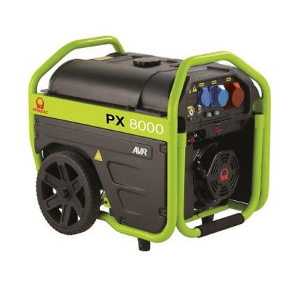 Pramac PX8000 400V Benzine Aggregaat met AVR