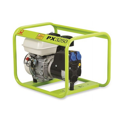 Pramac PX3250 230V Benzine Aggregaat met Honda motor