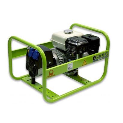 Pramac E4000 230V Benzin-Stromerzeuger mit Honda Motor