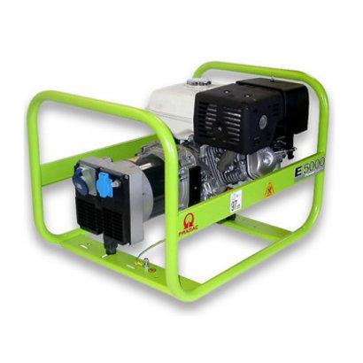 Pramac E5000 230V Benzine Aggregaat met Honda Motor