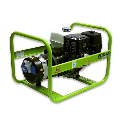 Pramac E8000 Benzin-Stromerzeuger - Profi-Stromerzeuger