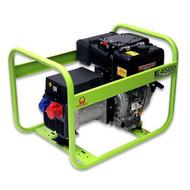 Pramac E4500 - 70 kg - 3700W - 69 dB - Groupe Electrogène