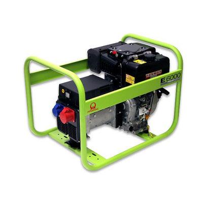 Pramac E6000 400V 3FASE Diesel Aggregaat