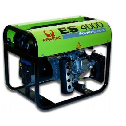 Pramac ES4000 Generator with 11 liter tank