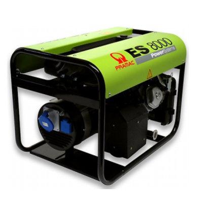 Pramac ES8000 - 73 kg - 6400W - 69 dB - Generator