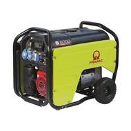 Pramac S8000 - 109 kg - 6400W - 69 dB - Aggregaat