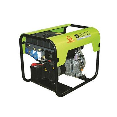 Pramac S6500 Stromerzeuger S6500 Diesel-Generator E-Start 230V - 5,9 kVA