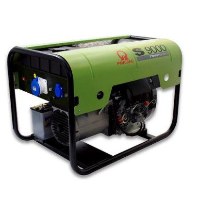 Pramac S9000 230V Diesel Aggregaat met grote brandstoftank
