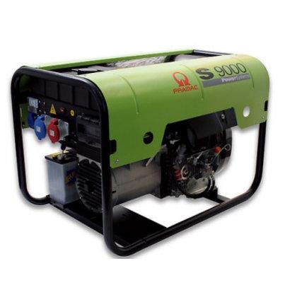Pramac S9000 400V Diesel Aggregaat met Lombardini motor