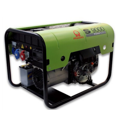 Pramac S9000 Stromerzeuger S9000 Diesel-Generator E-Start 230/400V - 3,8 / 10,3 kVA