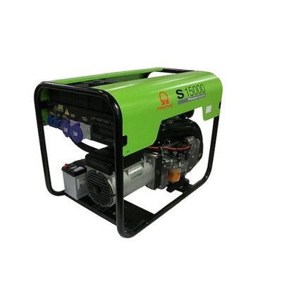 Pramac S15000 400V Diesel Aggregaat met grote brandstoftank
