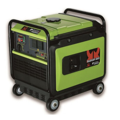 Pramac P3000i Generator with Inverter Technology