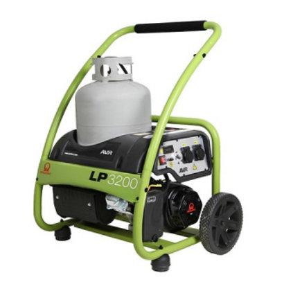 Pramac LP3200 Stromerzeuger LP3200 Gas-Generator 230V - 3,3 kVA