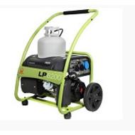 Pramac LP6200 - 95.7 kg - 6200W - Gas Generator